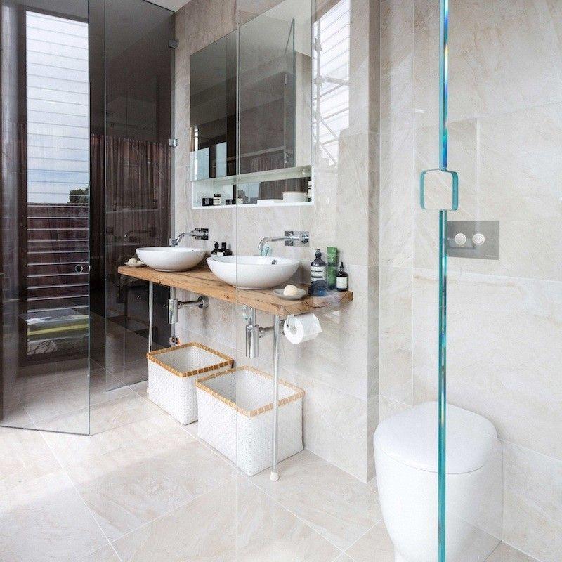 Brad & Dale Master Bedroom And Ensuite  The Block Shop  Channel Enchanting Master Ensuite Bathroom Designs Review