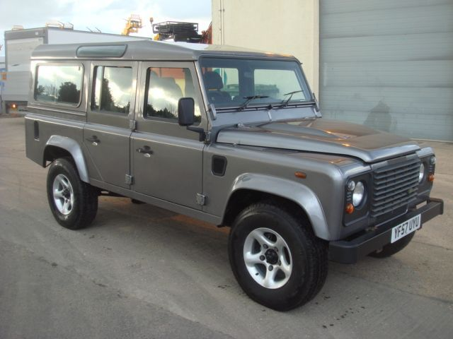 Used Diesel Land Rover Defender Landrover Defender 110 In Ipswich