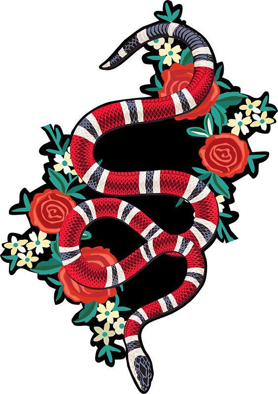 Snake design de kristin schoenborn