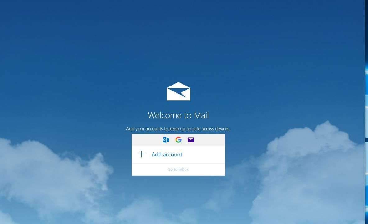 Windows 10 mail app not working after update? Apply