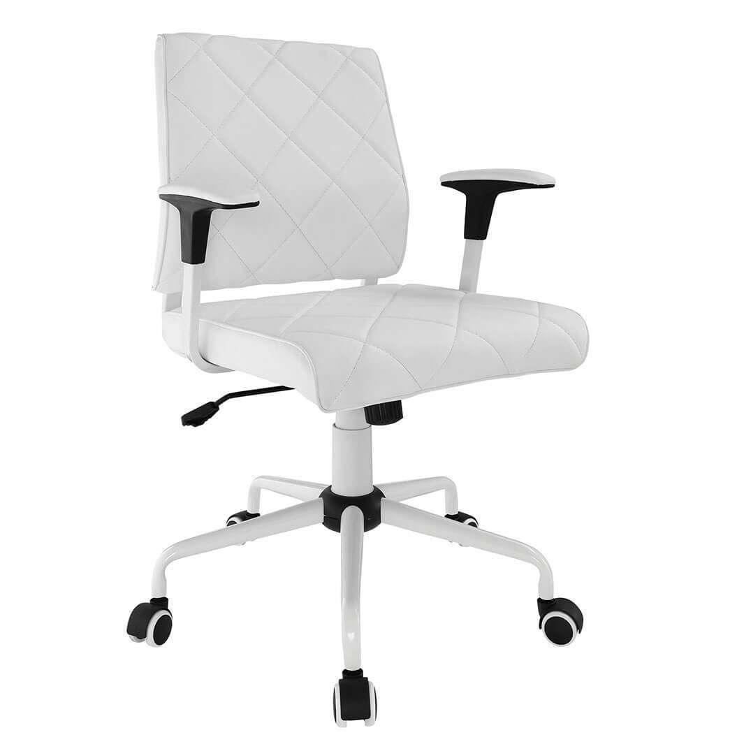Cheap White Computer Chair