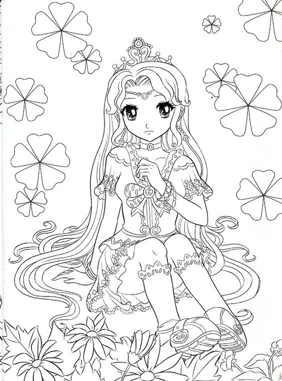 Coloring book Princess - Mama Mia - Álbuns da web do Picasa ...