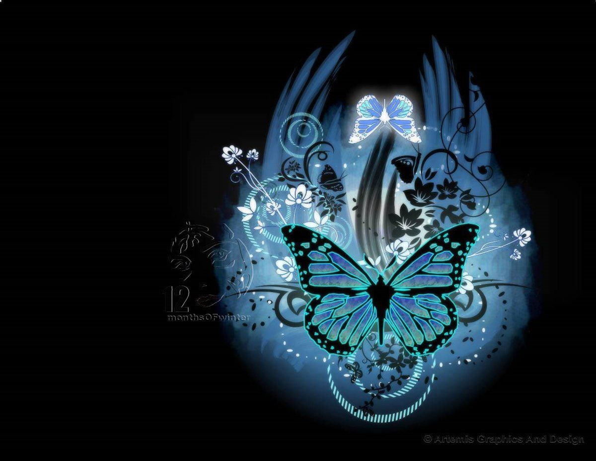 Most Beautiful Butterflies Wallpaper My Image Butterfly Background Butterfly Art Most Beautiful Butterfly