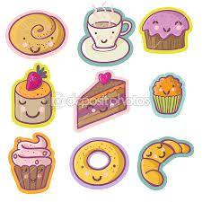 Resultado de imagen para pan de dulce dibujo