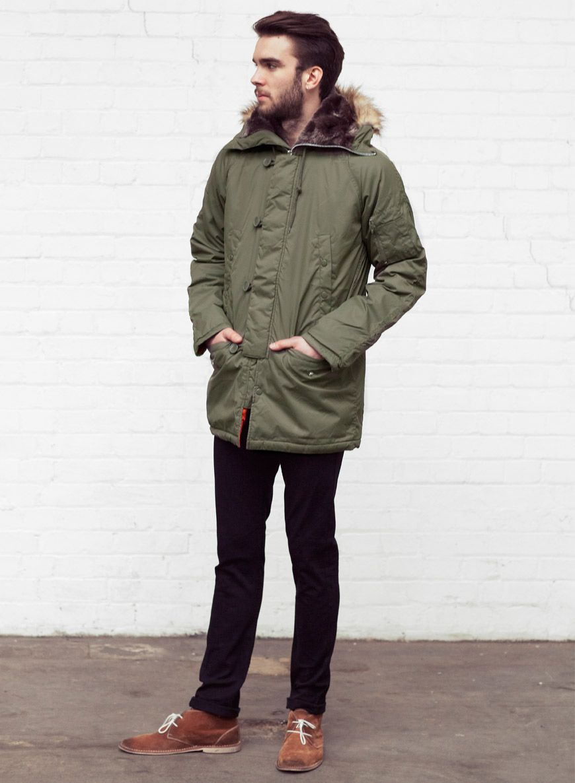 Mens Winter Coats | Fashideas.com | Mens Winter Coat | Pinterest ...