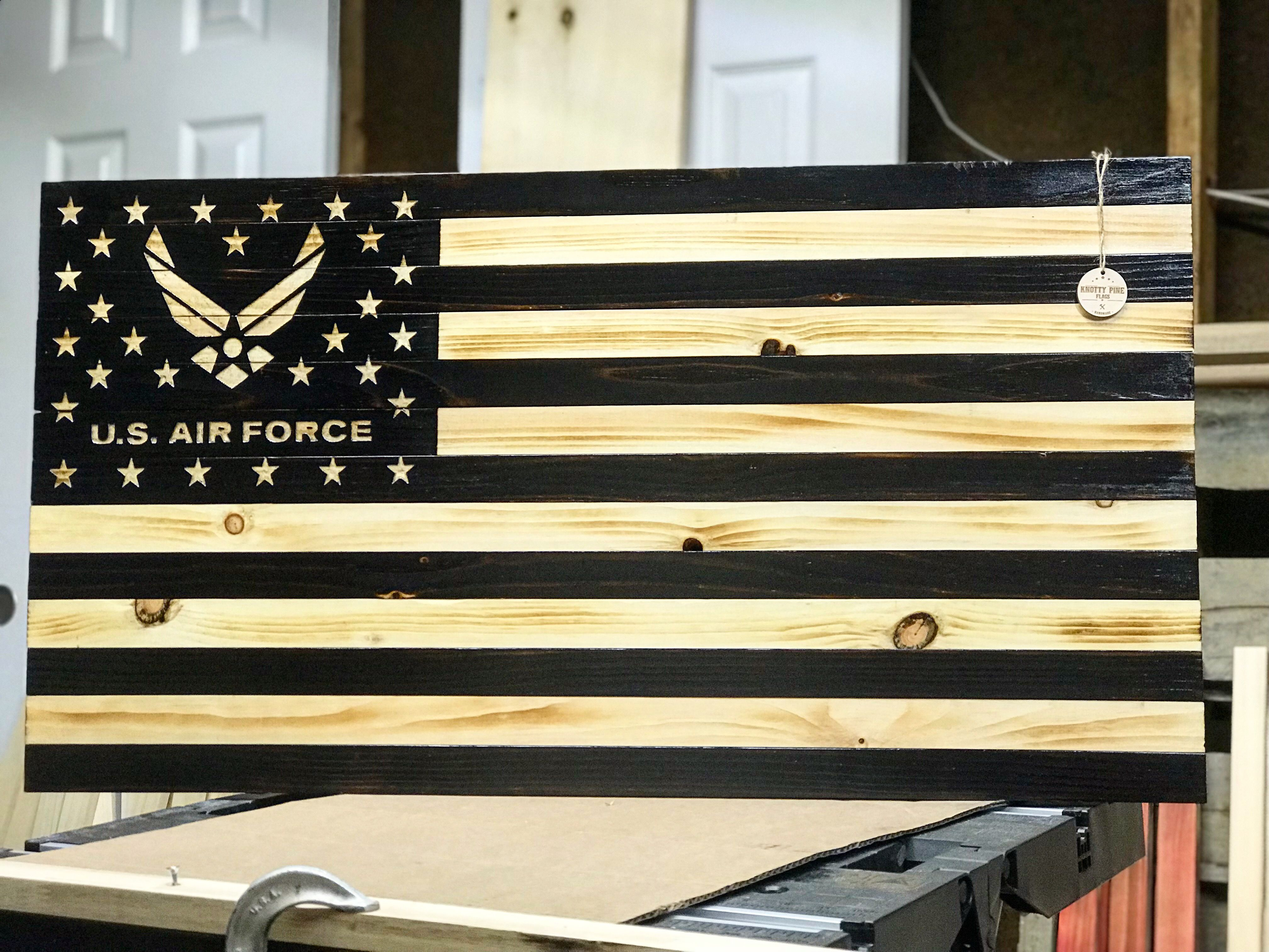 Pin by Knotty Pine Flags on Wood American Flag Art | Pinterest ...