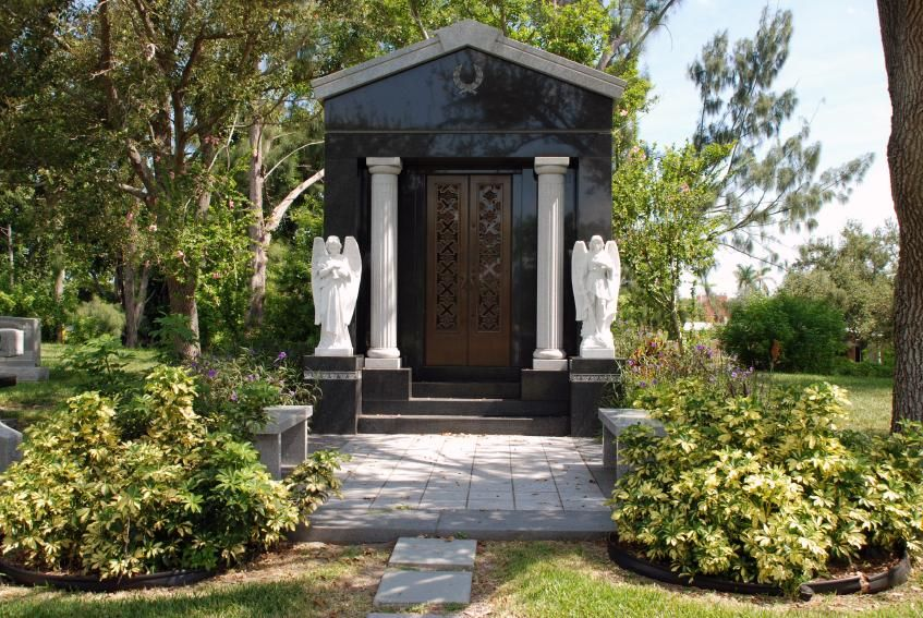 Garden of Hope in Gautier, Mississippi is the burial site of a family that was brutally murdered. Visitors have reported seeing ghost children playfully running through the graveyard with the sounds of their giggles echoing through the air.