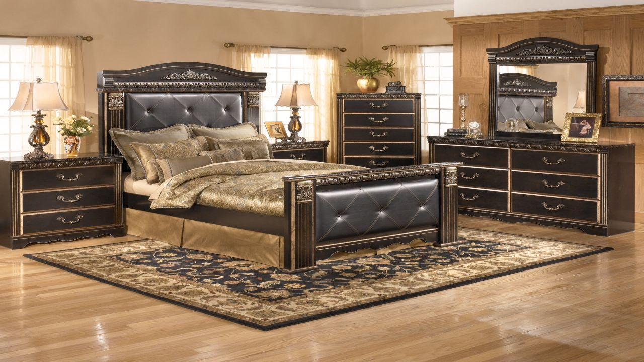 Interesting Ashley Bedroom Furniture Collections Pictures - Best ...