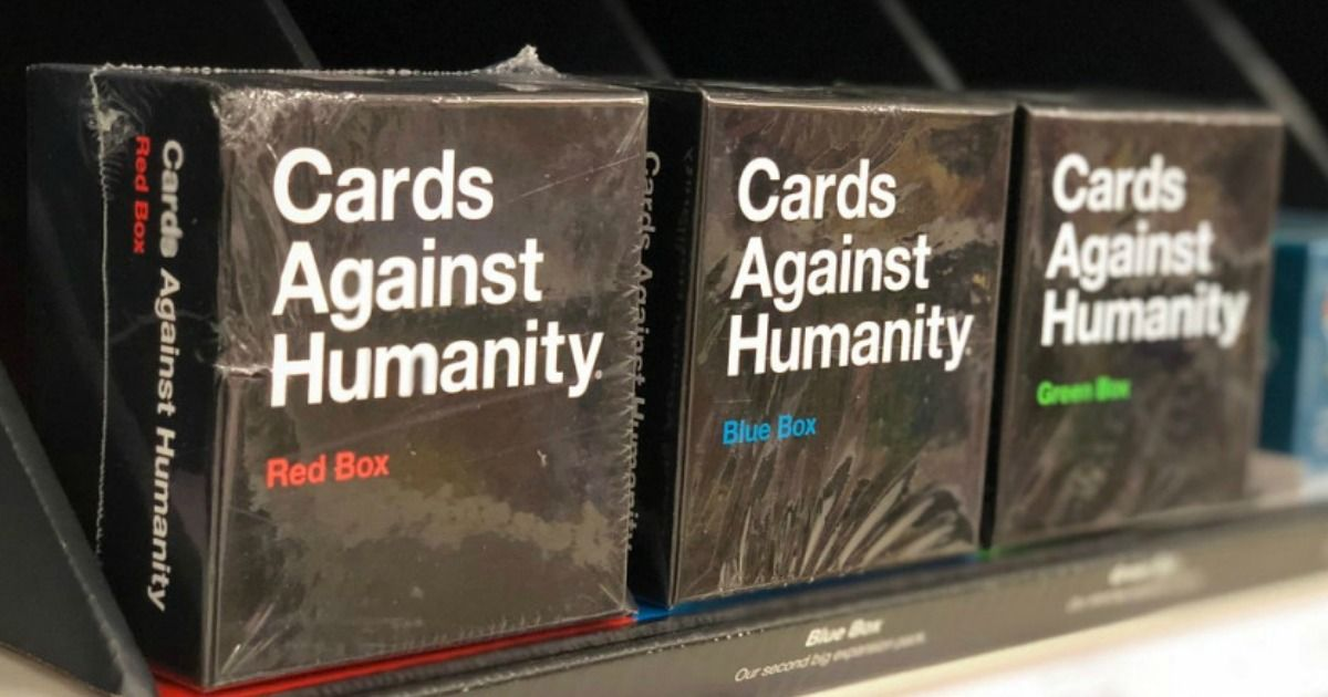 Hip2save Adult Party Game Deals At Amazon Cards Against