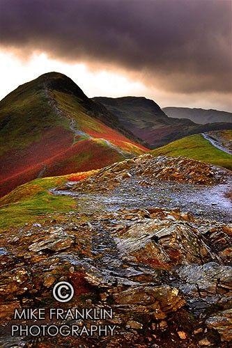 Catbells Lake District Lake District Lake District England Lake