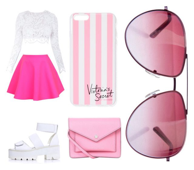 """""""pinkie pie"""" by caylacharris ❤ liked on Polyvore"""