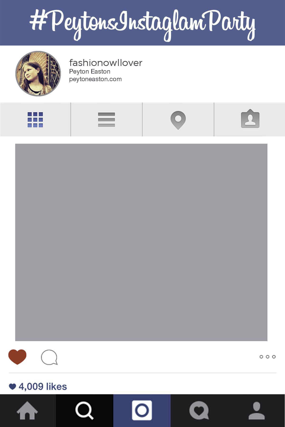 Cara Membuat Instagram Frame Photo Booth : membuat, instagram, frame, photo, booth, Desain, Photo, Booth, Quotes, Diary