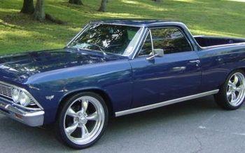 1966 Chevrolet El Camino For Sale 100773631 Chevrolet El Camino