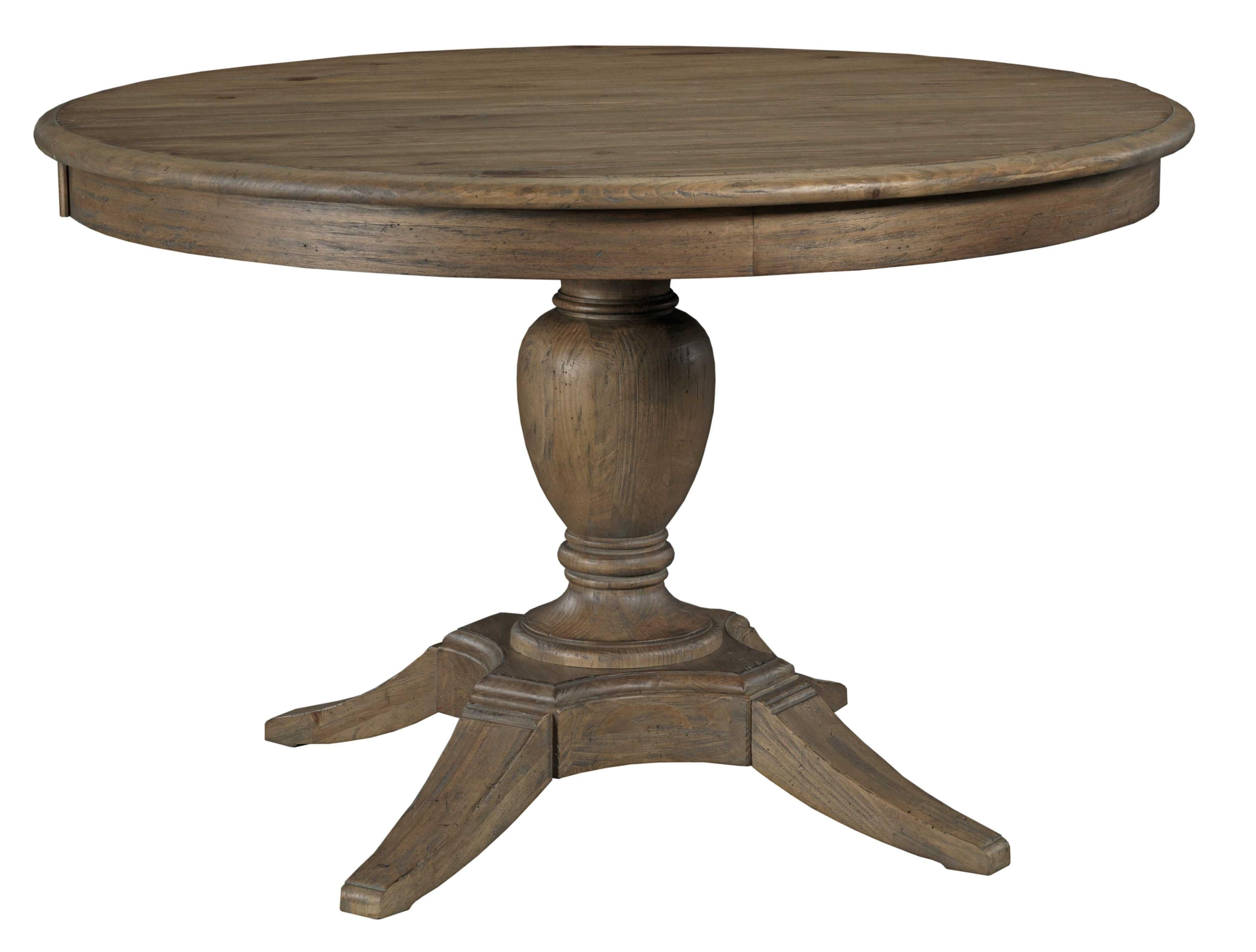 Kincaid Furniture Weatherford Round Dining Table