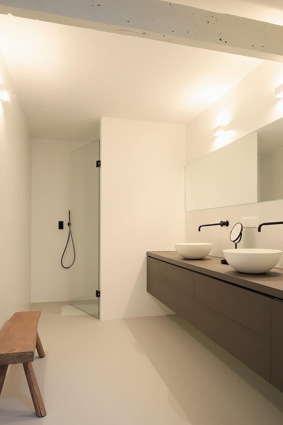 foto moderne badezimmer von koen timmer modern  luxus