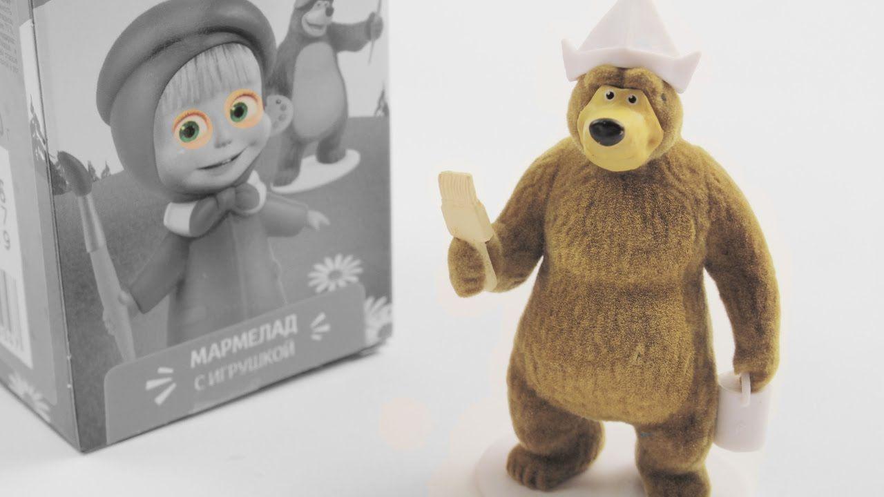 Раскраска Маша и медведь | Медведь, Раскраски