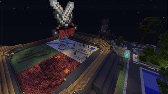 Minecraft Games Uberminecraft Minecraft Survival Games Hunger Games Minecraft Minecraft Games