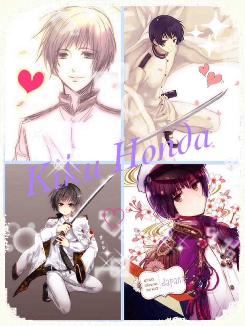 Hetalia made with an awesome app called decoblend i recommend it destiny watkins this is probably the most glittery sparkly one ive made yet