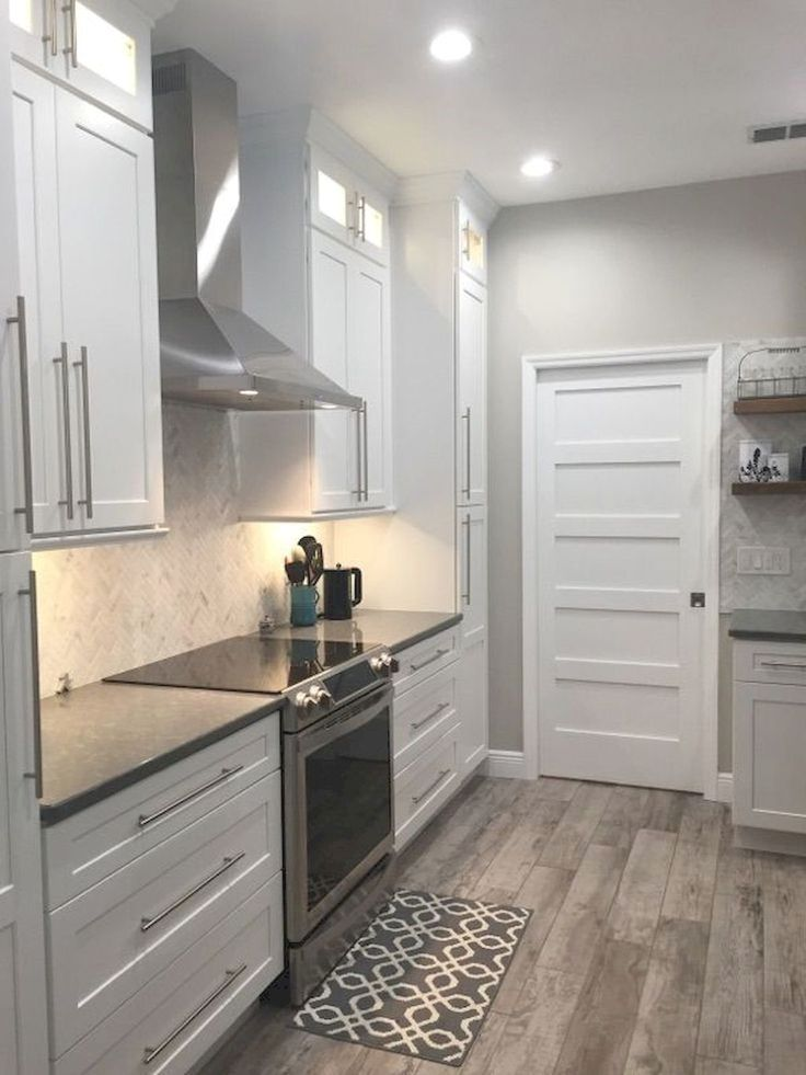 Superbe Pin By Cal Davis Cabinets On Kitchen Cabinet Ideas | Pinterest | Modern  Cabinets, Farmhouse Style And Basements