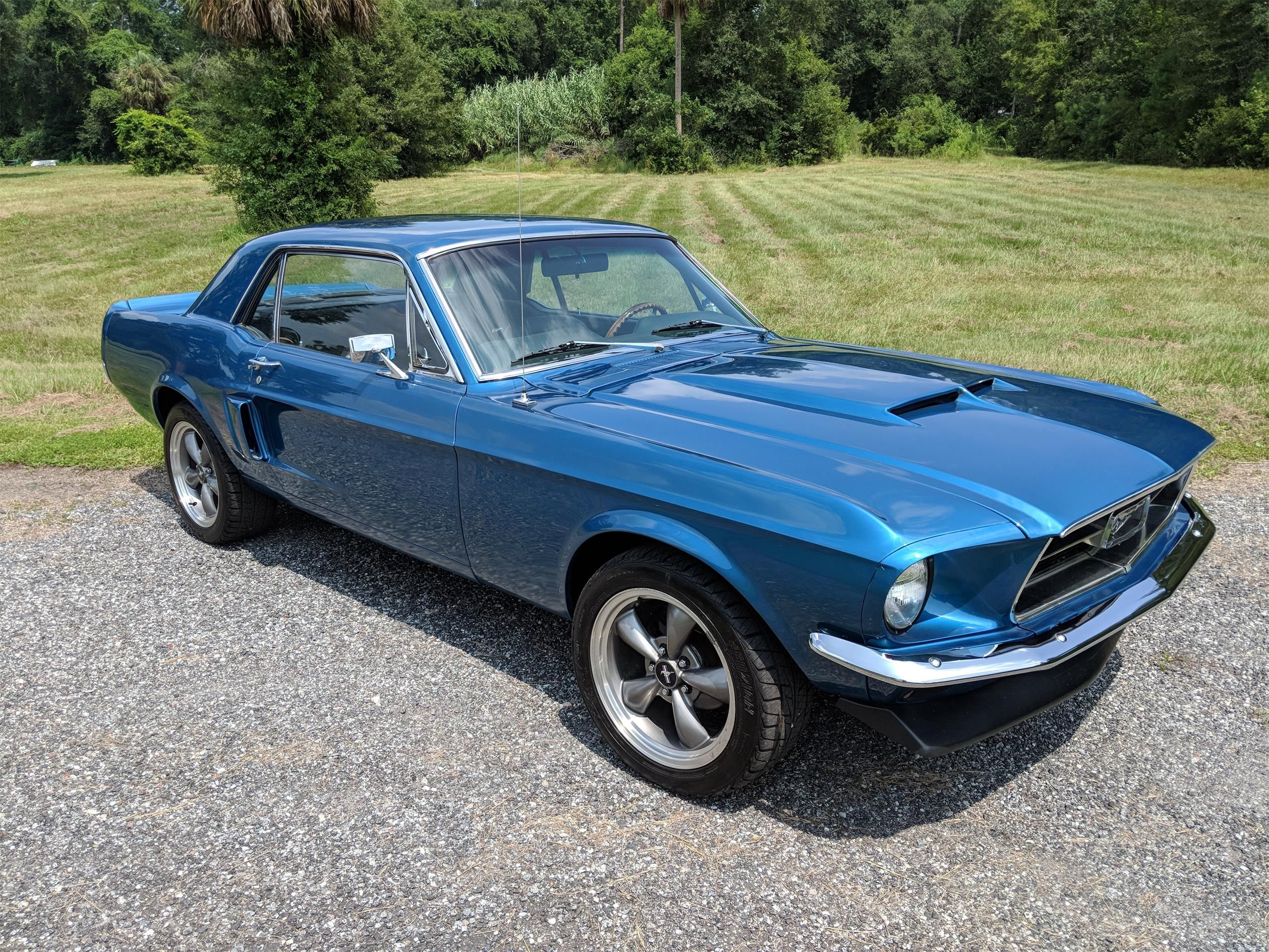1967 Ford Mustang For Sale Listing Id Cc 1142128 Classiccars