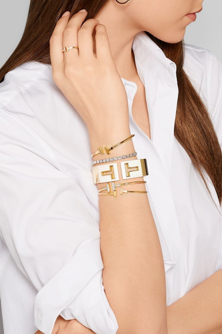 Tiffany Co Tiffany And Co Jewelry Jewelry Bracelets Gold Tiffany And Co Earrings