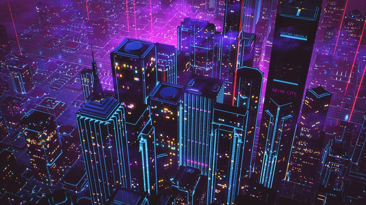 Newretrowave Tumblr Retro Futurism Cyberpunk Art Cyberpunk