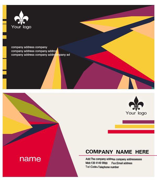 Interior Design Business Card Template Psd File 14