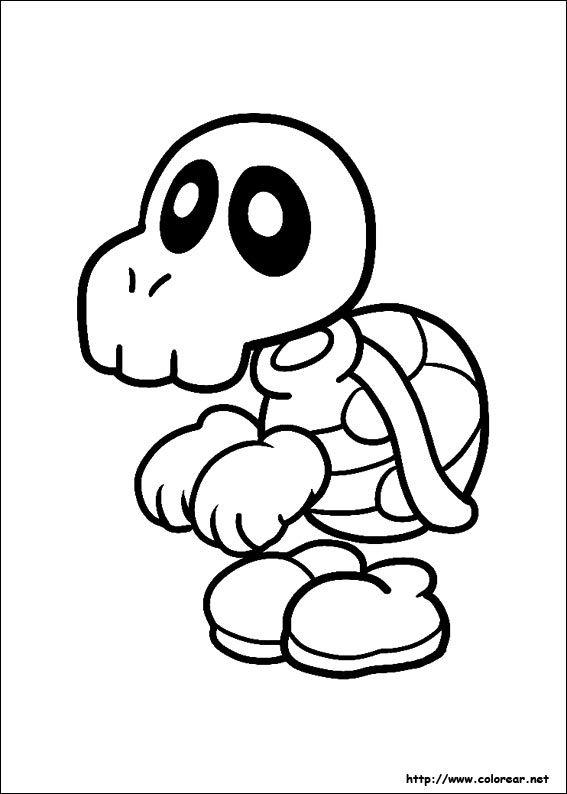 Dibujo de para imprimir ! | graphic design | Pinterest | Mario ...