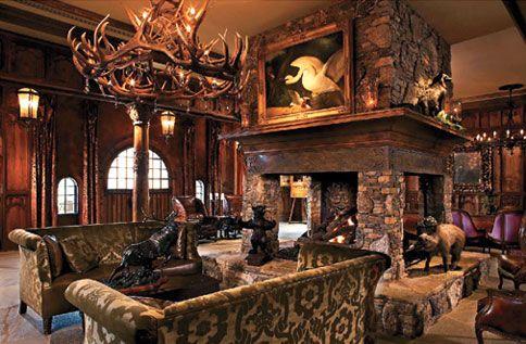 Grand Bohemian Hotel In Asheville North Carolina Love