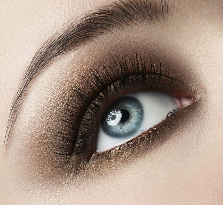 Makeup For Grey Eyes Eyes In 2018 Pinterest Makeup Wedding