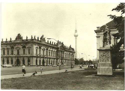 berlin, hauptstadt der ddr unter den linden, museum für