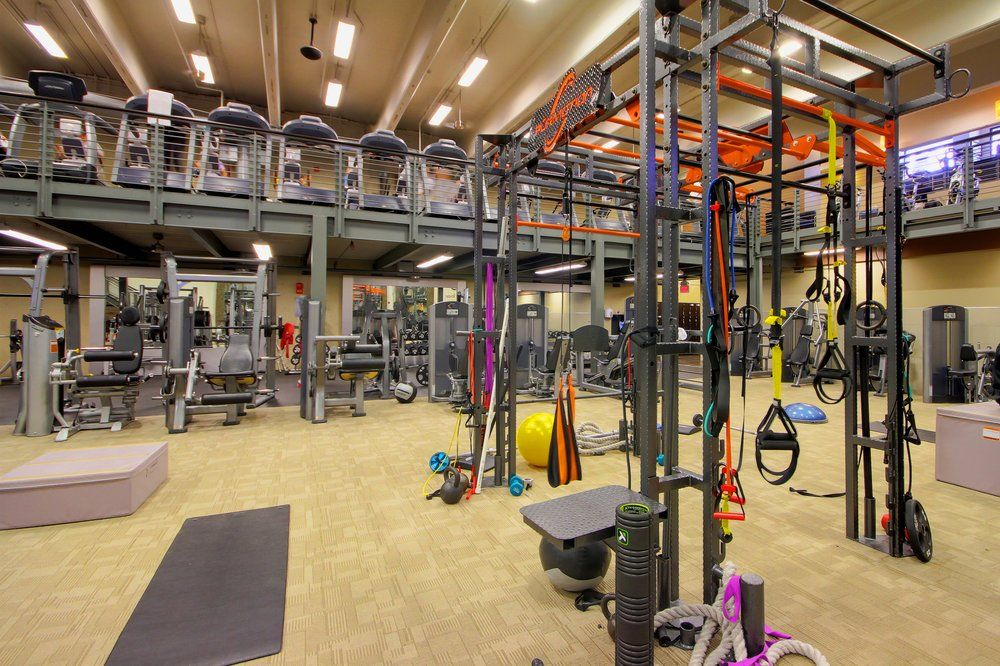 Crunch Fitness Chevy Chase Photos Fitness No Equipment Workout Chevy Chase