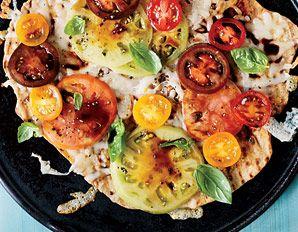 7 Healthy Homemade Pizza Recipes, plus Healthy Pizza Dough Recipe!