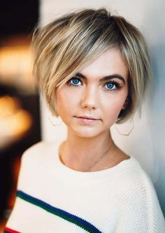 Fantastic Ideas Of Short Bob Haircuts for Women to