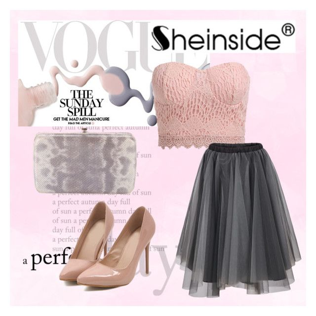 """Sheinside 5 (III)"" by lejlamoranjkic ❤ liked on Polyvore"
