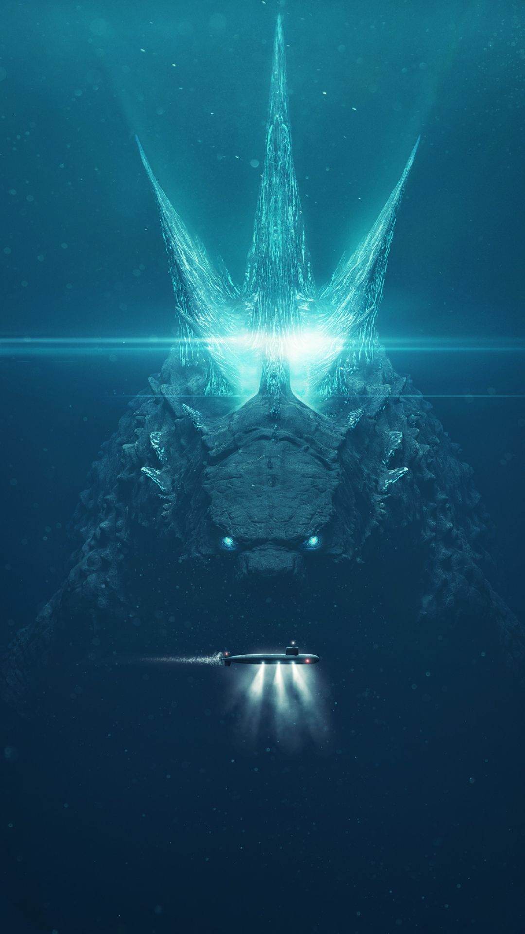 Godzilla King Of The Monsters 2019 In 2020 Godzilla Wallpaper All Godzilla Monsters Godzilla Vs