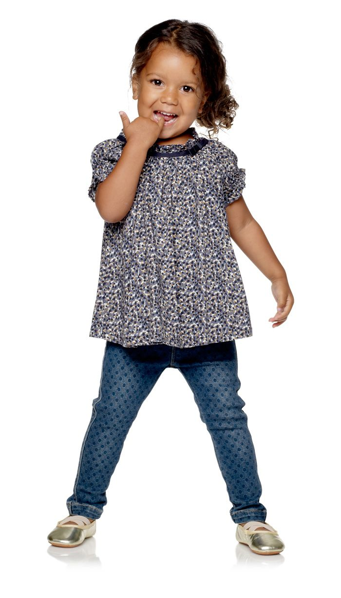 ferndale little tunic  pompdelux  cool clothes for kids