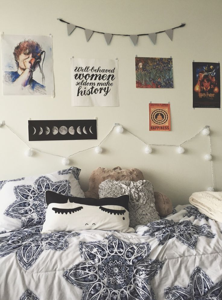 Dorm Room Wall Decor: Fyeahcooldormrooms. *** Discover More By Clicking The