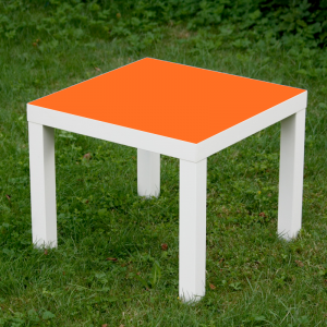 Sticker table basse lack 55x55 stickers pour meuble Stickers ikea meuble