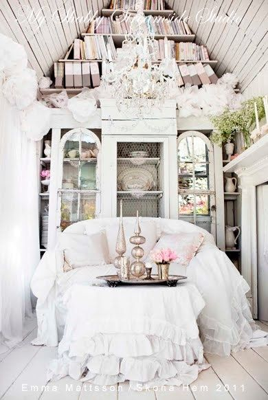 shabby shic cottage-gorgeous!