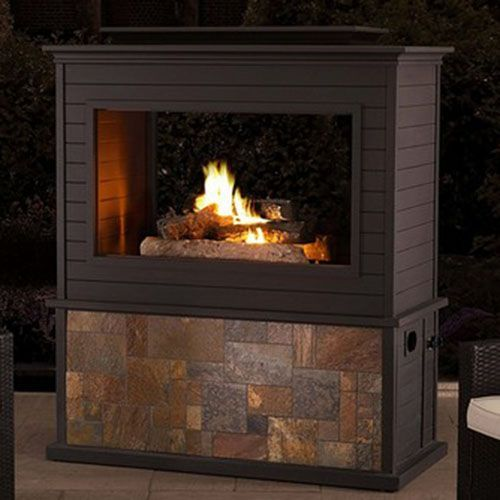 Outdoor fireplace ideas, kits, and plans See modern  DIY outdoor