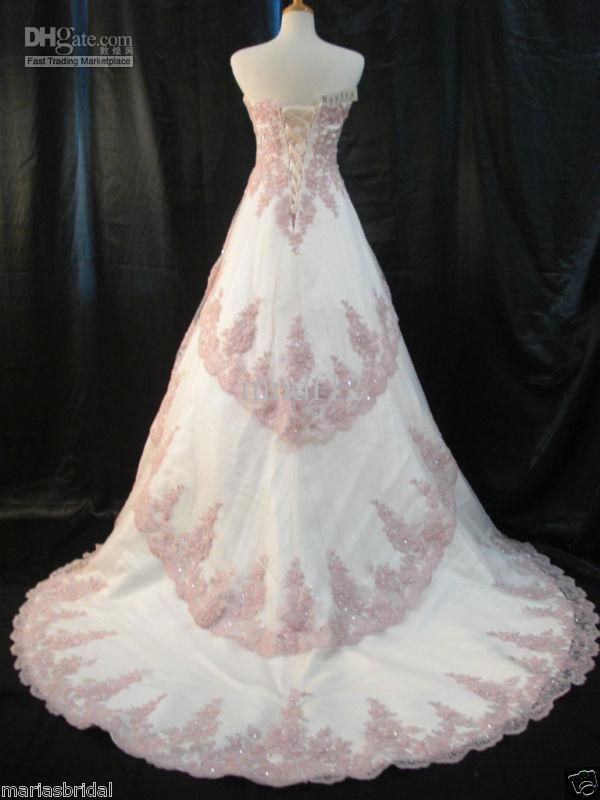 Wedding Dress Light Pink Mauve | Wedding, Products and Dresses