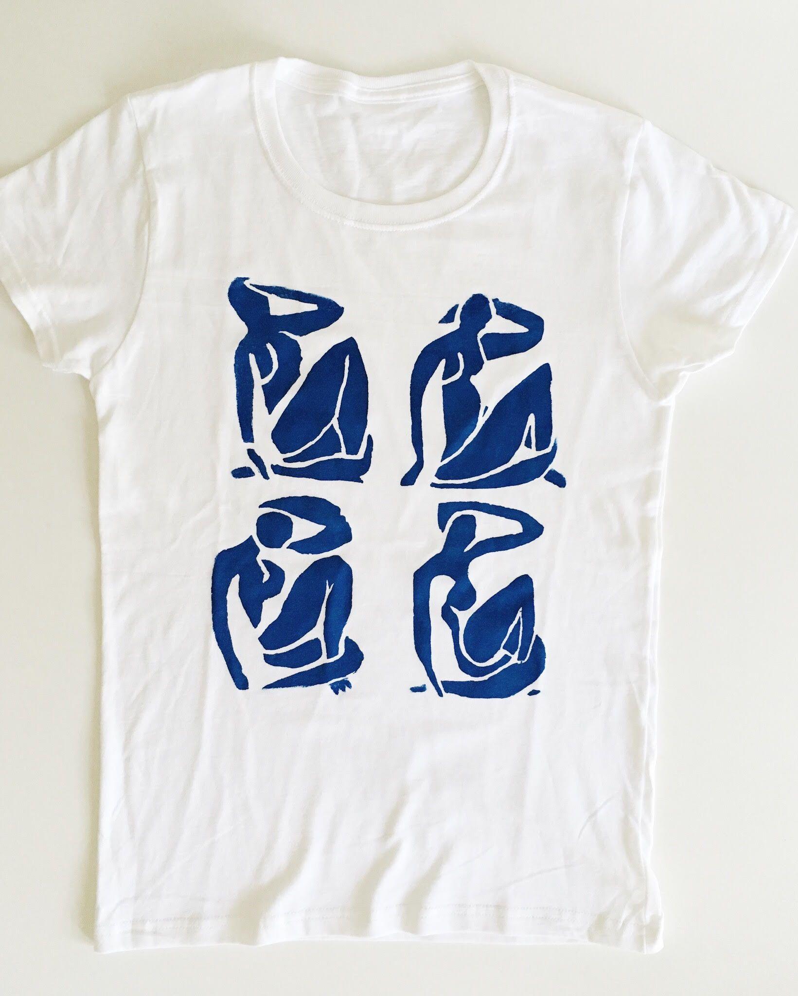 Matisse's Blue Nudes