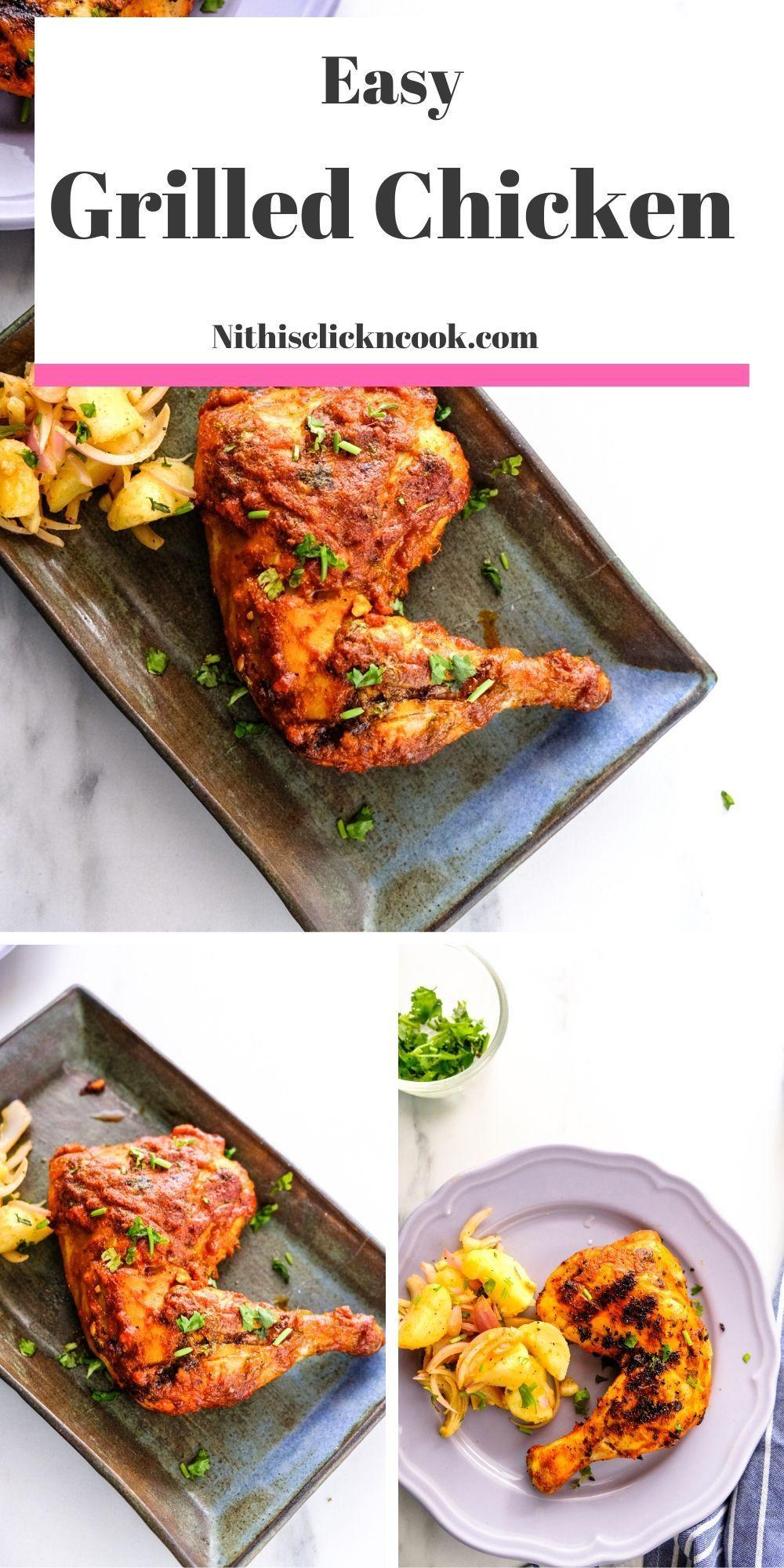 Grilled Chicken Recipe Recipe Grilled Chicken Recipes Easy Grilled Chicken Recipes Chicken Recipes