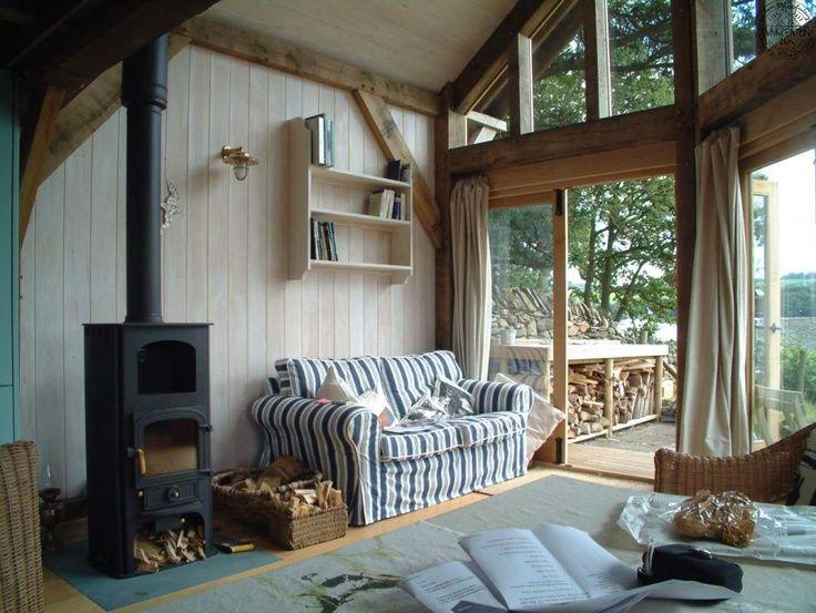 30 Dreamy Cabin Interior Designs Cabin Interior Design Cabin Interiors Log Cabin Interior