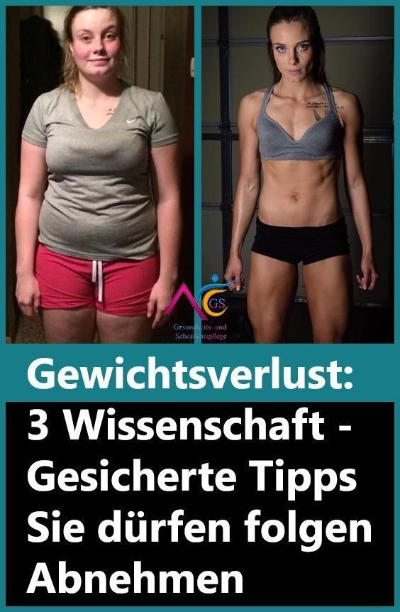 Gewichtsverlust von 10 kg in 30 Tagen