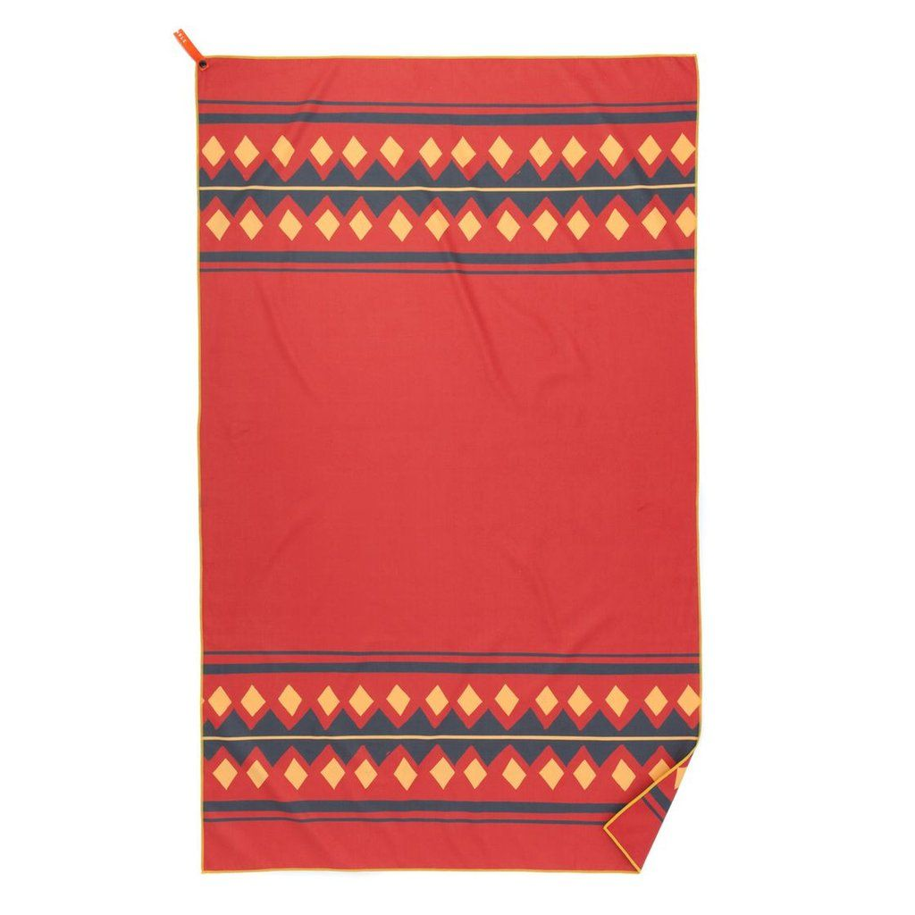 Camp Towel // Burnt Red | Bramble Outdoor