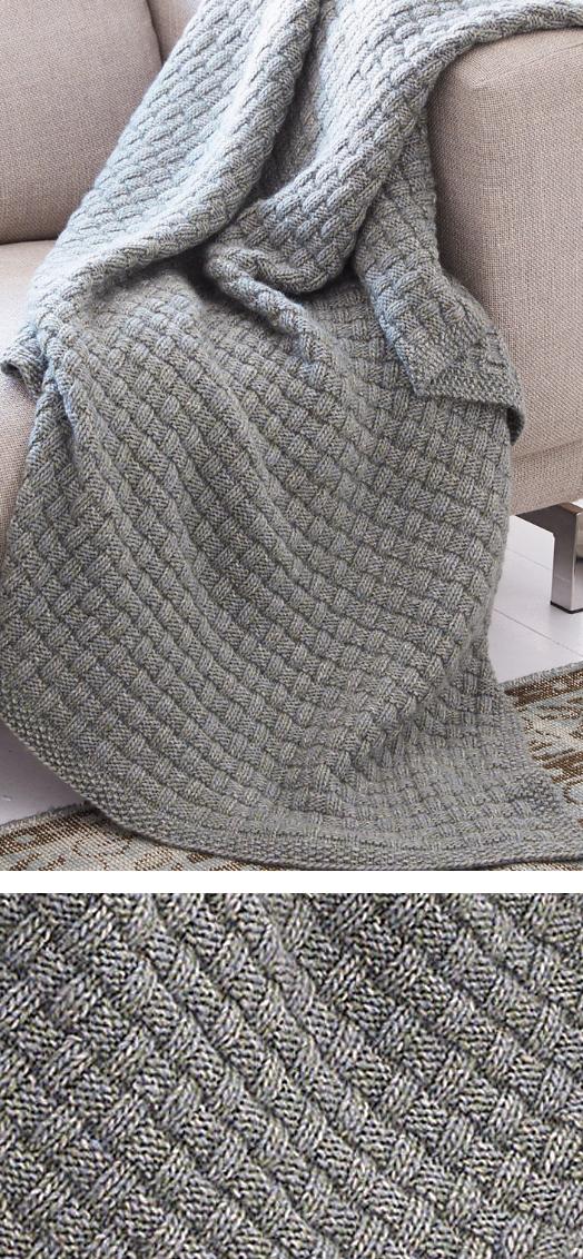 Easy Afghan Knitting Patterns | Truhe, Stricken und Decken