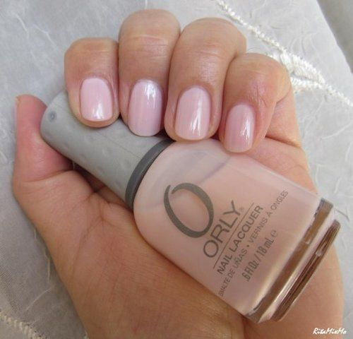 Orly Confetti Perfect Baby Pink