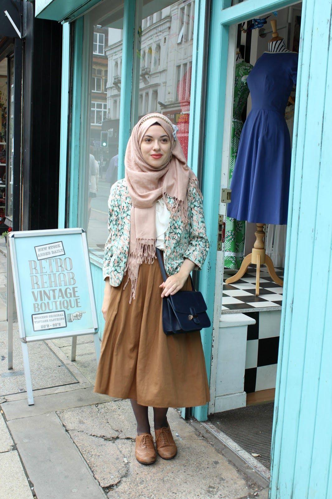 Vintagonista vintagonista: city tour, northern quarter, hijab style ...